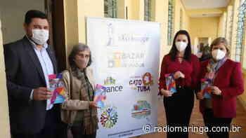 Com doações por aplicativo, Celepar arrecada 730 peças para instituição de Piraquara - Orlando Gonzalez