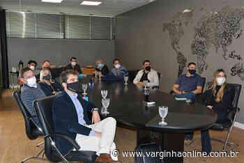 Vereadores de Varginha visitam Porto Seco Sul de Minas e conhecem projetos de expansão das atividades - Varginha Online