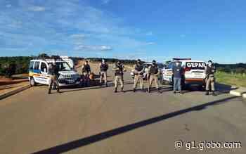 Fiscalização dispersa aglomeração em festa rave clandestina na zona rural de Varginha, MG - G1