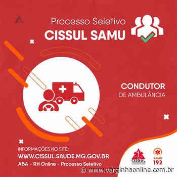 Samu abre processo seletivo para Condutor de Ambulâncias para Varginha e outras 34 cidades da região - Varginha Online