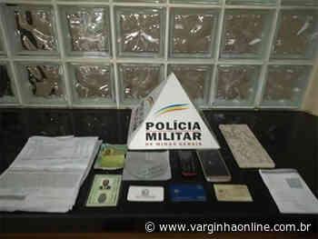 Homens foram presos por tentativa de golpe em Varginha durante o final de semana - Varginha Online
