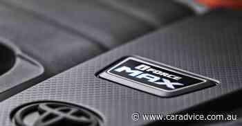2022 Toyota Tundra pick-up teaser hints at hybrid twin-turbo V6