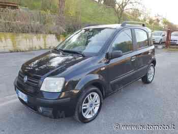 Vendo Fiat Panda 1.2 Emotion usata a Terranuova Bracciolini, Arezzo (codice 8892567) - Automoto.it - Automoto.it