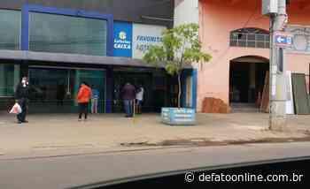 Lotérica tem parede quebrada e dinheiro do cofre furtado em Itabira - DeFato Online