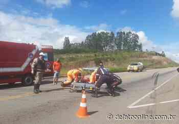 Mulher vítima de acidente em Itabira morre em Belo Horizonte - DeFato Online
