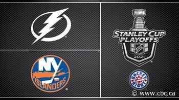 Hockey Night in Canada: Tampa Bay vs. NY Islanders