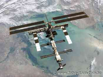 VÍDEO   Morador de Cariacica flagra estação espacial no céu. Saiba quando ela poderá ser vista no ES - Folha Vitória