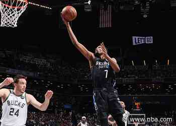 Nets 114, Bucks 108: Kevin Durant Leads Brooklyn With Historic Triple-Double