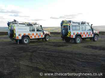 Scarborough rescue volunteers help injured mountain biker in Dalby Forest - The Scarborough News