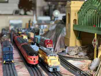 Totally Trains Returns to the Museum of the San Ramon Valley - Patch.com