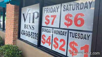 New discount store opens in Danville - WSET
