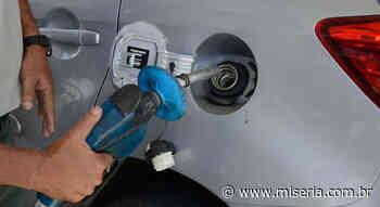 Preço médio da gasolina chega a R$ 5,757 em Juazeiro do Norte - Site Miséria
