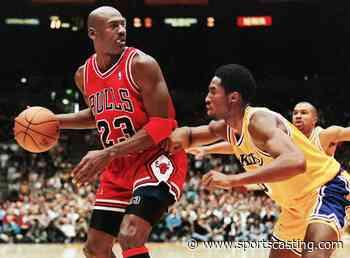 Michael Jordan Recalls Kobe Bryant Calling Him at 3 A.M. to Talk Basketball: 'At First It Was an Aggravation' - Sportscasting