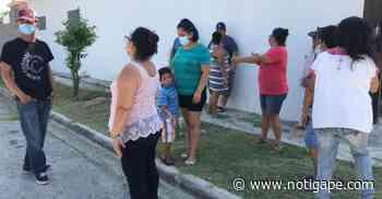 Vecinos de las Fuentes Sección Lomas exigen reparación de fugas y socavones - NotiGAPE - Líderes en Noticias