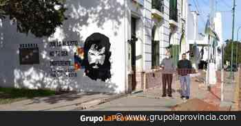 Tres Lomas: avanza la reconstrucción de las veredas del Municipio - Grupo La Provincia