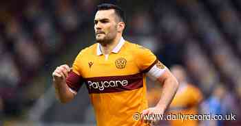 Motherwell's Tony Watt expects frosty reception against former club Airdrie in Lanarkshire derby - Daily Record