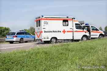 Remshalden-Grunbach: 83-Jähriger bei Unfall schwer verletzt - Blaulicht - Zeitungsverlag Waiblingen - Zeitungsverlag Waiblingen