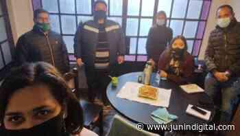 Referentes juninenses de Libres del Sur se reunieron con Rocío Giaccone - Junín Digital