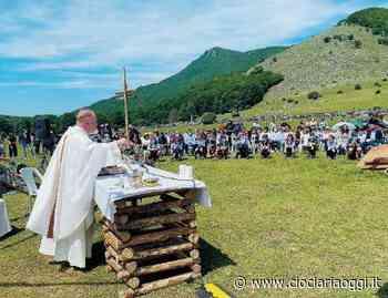 Prima Comunione sul pianoro: l'emozionante festa al Prato di Campoli - ciociariaoggi.it