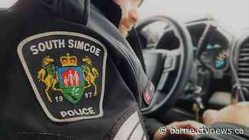 Impaired driving charges for a man asleep at the wheel in Innisfil - CTV Toronto