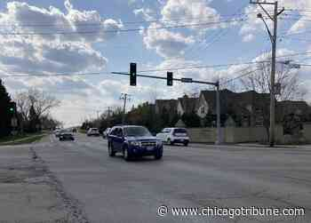 Villages oppose widening Plainfield Road through Western Springs and Indian Head Park - Chicago Tribune