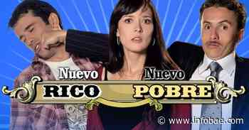 Carolina Acevedo recuerda su paso por 'Nuevo rico, nuevo pobre' y habla sobre una segunda parte - infobae