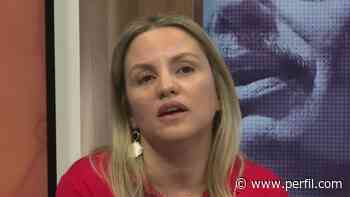 Carolina Piparo salió a responder la acusación de soborno que le hizo uno de los jóvenes atropellados - Perfil.com