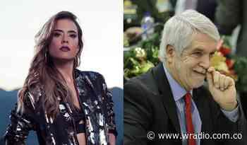Tremendo pelele: Carolina Ramírez arremete en contra de Enrique Peñalosa - W Radio