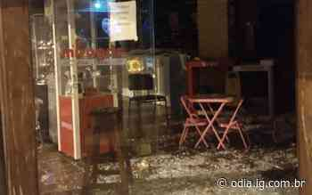Miracema: Polícia é acionada após furto em estabelecimento comercial - O Dia