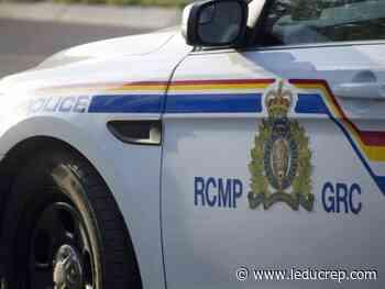Mounties track down Sherwood suspect in B.C. - Leduc Representative
