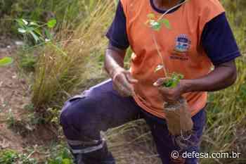 Educação ambiental leva tenda à Baronesa de Mesquita - Defesa - Agência de Notícias