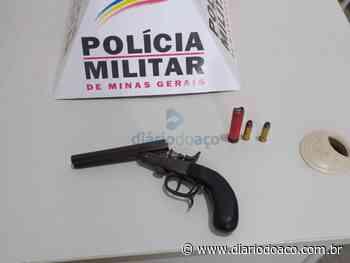Foragido da Justiça é preso na zona rural de Mesquita - Jornal Diário do Aço