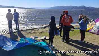 Las restricciones también llegaron a las aguas del lago San Roque - El Diario de Carlos Paz