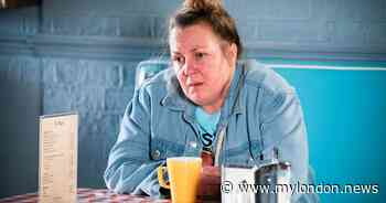EastEnders star Lorraine Stanley looks worlds apart from Karen Taylor in first Call the Midwife episode - My London