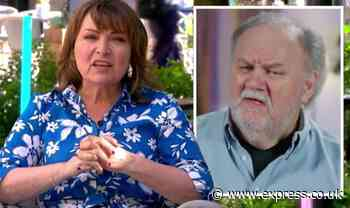 'He's got to stop doing interviews' Lorraine Kelly slams Meghan's dad Thomas Markle - Daily Express