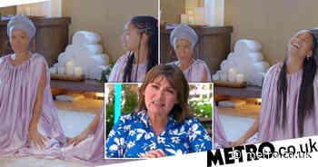 Lorraine Kelly slams Jada Pinkett Smith and Willow steaming vaginas - Metro.co.uk