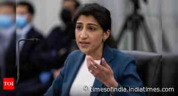 Big Tech critic Lina Khan becomes US FTC chair