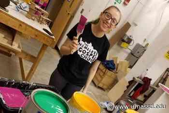 2021: CVPA alumna: Heather Kelly - UMass Dartmouth
