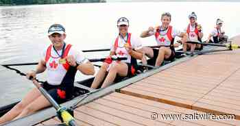 Eight seconds to Tokyo: Dartmouth's Andrew Todd and rowing crewmates making medal push for Paralympics | Saltwire - SaltWire Network