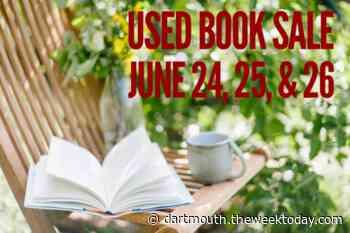 JUNE USED BOOK SALE! | Dartmouth - Dartmouth Week