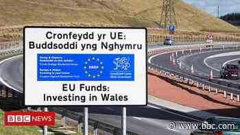 Wales failed by EU aid replacement, minister Vaughan Gething claims - BBC News