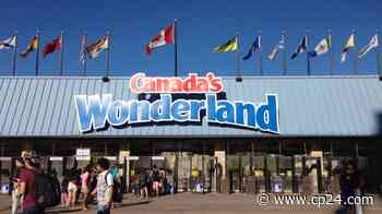 Canada's Wonderland to reopen on July 7 with some restrictions in place - CP24 Toronto's Breaking News