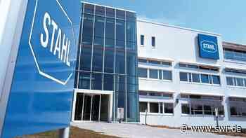 Audi, VW und R. Stahl in Waldenburg reagieren auf Lieferengpässe - SWR