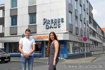 Niklas Prause und Fiona Jäger sind Landessieger im Geschichtswettbewerb - Goslar - Goslarsche Zeitung