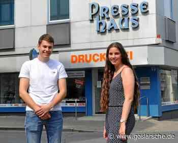 Landessieger-Duo kommt vom Ratsgymnasium - GZ live Goslar - Goslarsche Zeitung