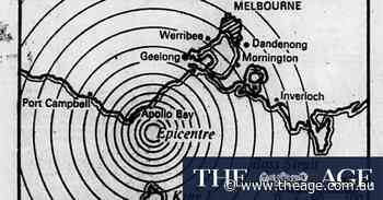 From the Archives, 1981: Magnitude 5.2 earthquake hits Victoria