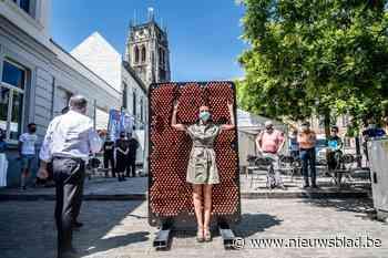 Tijd voor cultuur in Tongeren en zonnebloemen vervangen krokussen in Hasselt - Het Nieuwsblad