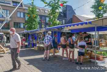 Tongerse zomermarkt steekt van wal (Tongeren) - Het Belang van Limburg Mobile - Het Belang van Limburg