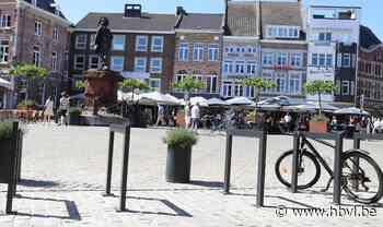 Fietsbeugels op Grote Markt (Tongeren) - Het Belang van Limburg Mobile - Het Belang van Limburg