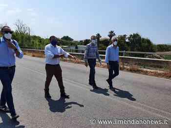 Ponte di Lago Patria, oggi il sopralluogo per l'inizio dei lavori - Il Meridiano News